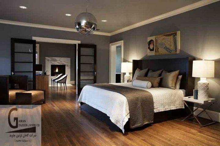 بهترین رنگ اتاق خواب