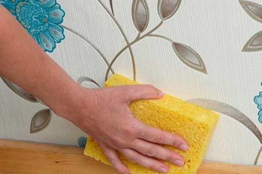 ترفندهای تمیز کردن کاغذ دیواری