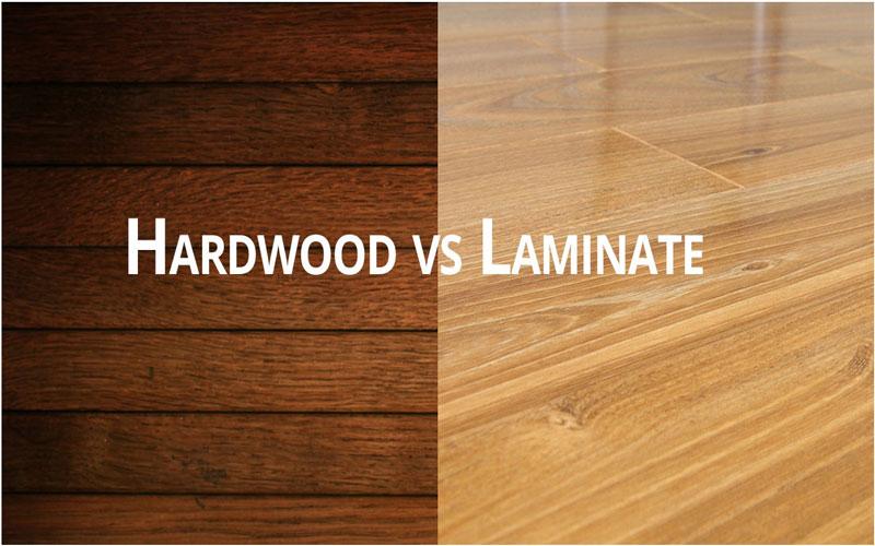 تفاوت پارکت چوبی و لمینت