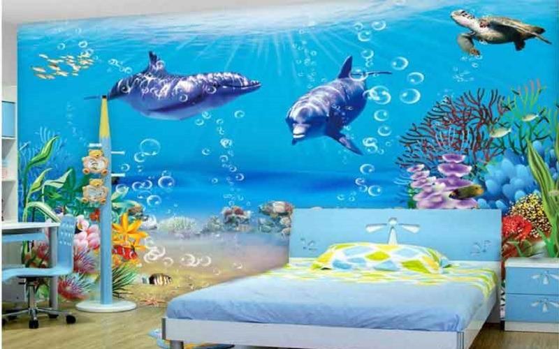 خرید پوستر دیواری اتاق کودک