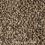 موکت سیدنی ظریف مصور رنگ قهوهای کد 5232