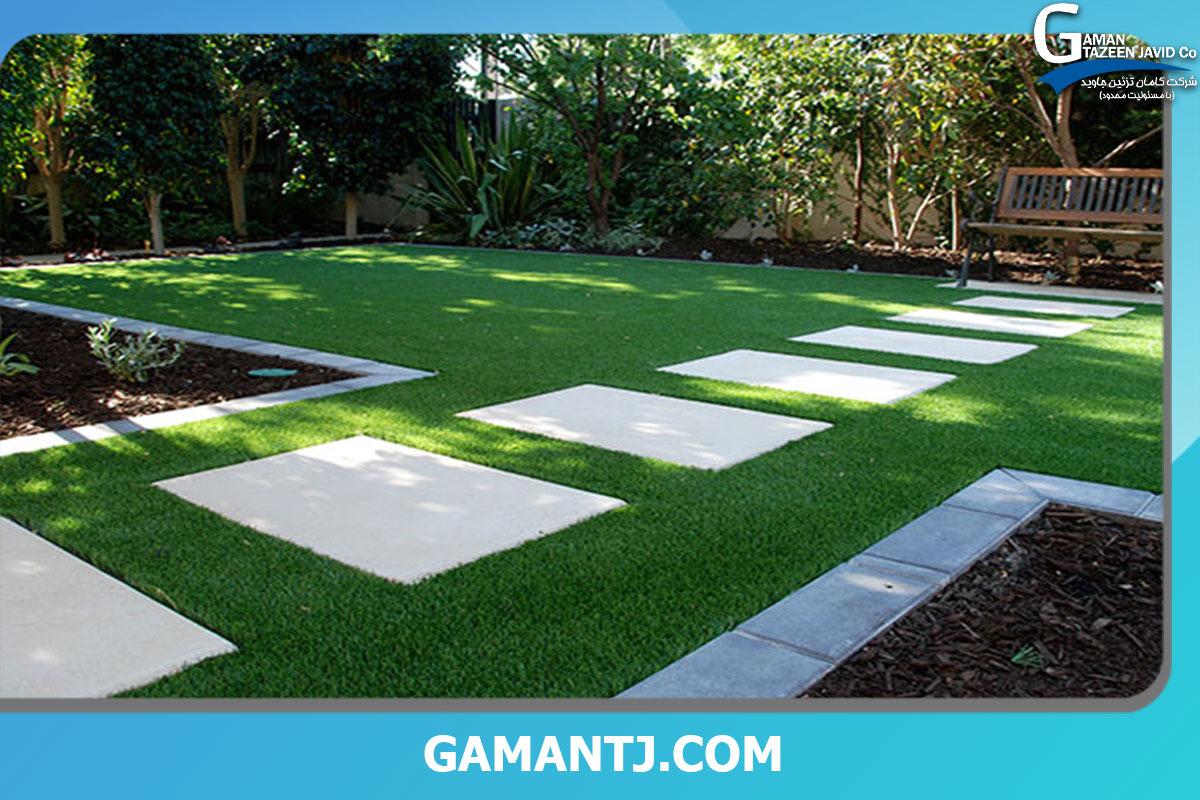 دیزاین باغچه و حیاط