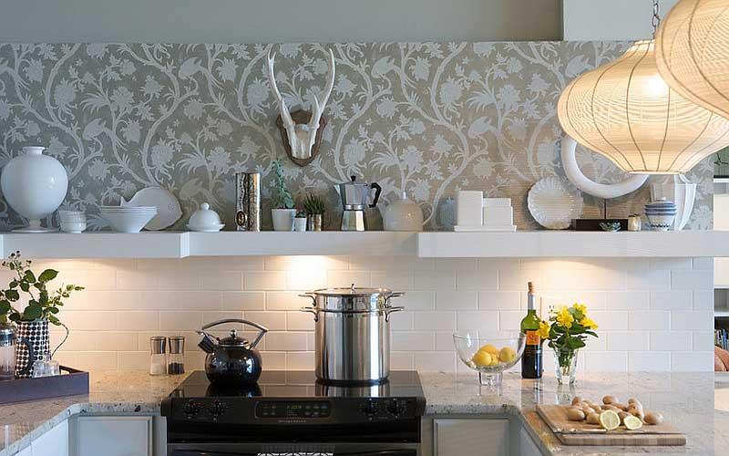 قیمت کاغذ دیواری آشپزخانه