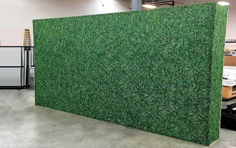 ساخت دیوار سبز چمن مصنوعی