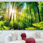 خرید پوستر دیواری طرح طبیعت