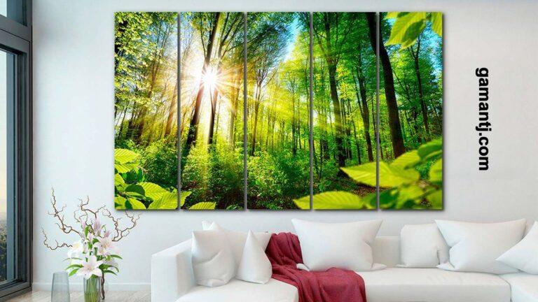 پوستر دیواری طرح طبیعت