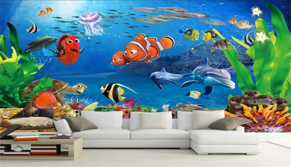 پوستر دیواری دریا