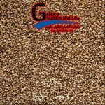 موکت ظریف مصور طرح ارم رنگ برنزی کد 5725