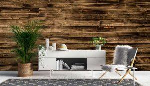 پوستر دیواری طرح چوب