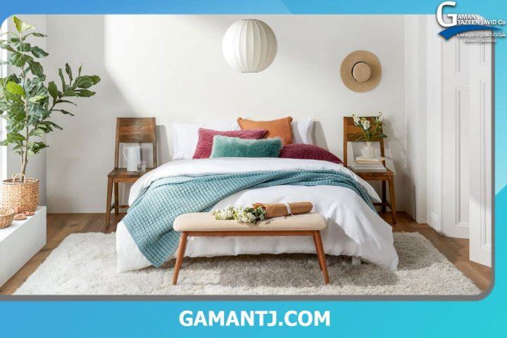 مدل موکت اتاق خواب