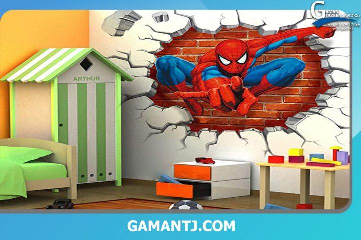 پوستر دیواری مرد عنکبوتی