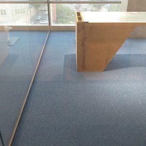 نصب موکت تایل در شرکت طراحی معماری